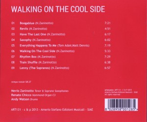 Walkinug on a cool side retro